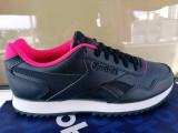 Adidas Reebok piele Nr.38, Bleumarin, Piele naturala