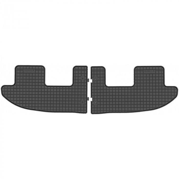 Set Covorase Auto Cauciuc Negro Volkswagen Sharan 2 Randul 3 2010→ Cod: 04051