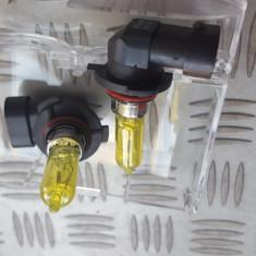 Becuri galbene hb4  12v  halogen