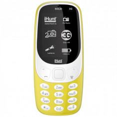 Telefon mobil iHunt SOLID 3G Yellow