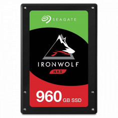 SSD Network-Attached Storage Seagate IronWolf 110 960GB SATA 2.5 inch