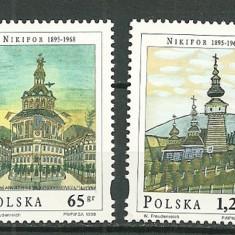 Polonia, arta, pictura, 1998, MNH