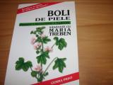 MARIA  TREBEN  -  BOLI  DE  PIELE  ( format mai mare, ilustrata ) *