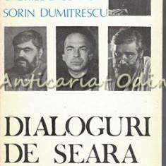 Dialoguri De Seara - Parintele Galeriu, Gabriel Liiceanu, Andrei Plesu
