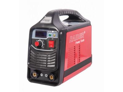 Aparat de sudura tip invertor 200 Amp Raider Power Tools foto