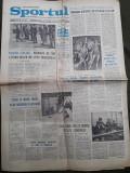 Ziarul Sportul din 6 ianuarie 1974