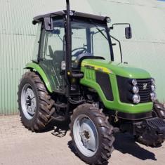 Tractor nou Zoomlion 75 CP cabina 4x4 cu CIV si COC