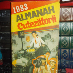 ALMANAH CUTEZATORII , 1983