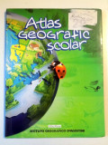 ATLAS GEOGRAFIC SCOLAR , 2007