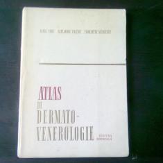 ATLAS DE DERMATO VENEROLOGIE - AUREL CONU