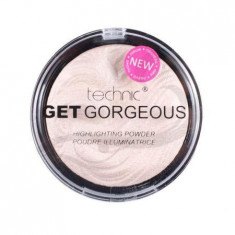 Iluminator cu particule irizante Technic Get Gorgeous Highlighting Powder 12g