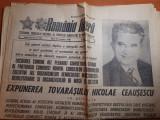 romania libera 29 noiembrie 1988-expunerea lui ceausescu