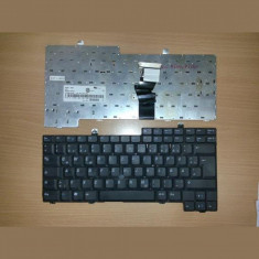 Tastatura laptop second hand D500 D600 510M 500M 600M 610M D800 layout Germania
