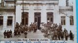 Vaslui Husi Palatul de Justitie, Circulata, Printata