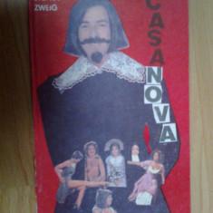 w2 Casanova - Stefan Zweig