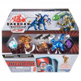 Set 4 Bakugan Armored Alliance, Dragonoid, Howlkor, 20122678