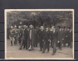CASA REGALA ROMANA REGELE CAROL AL II-LEA MILITARA FOTOGRAFIE 16,5X12-9 MAI 1935