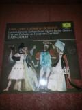 Carl Orff –Carmina Burana-Gat+booklet-Deutsche Grammophon 1968 Ger vinil vinyl