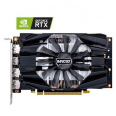 Placa video Inno3D GeForce RTX 2060 SUPER™ SUPER Compact X1, 8GB, GDDR6, 256-bit