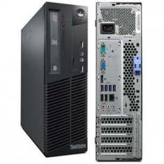 Calculatoare sh Lenovo ThinkCentre M91p sff, Quad Core i5-2400