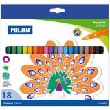 Carioci Milan, 18 Culori