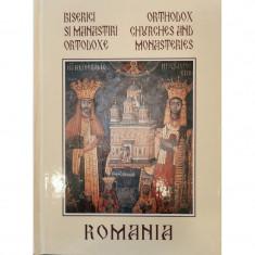 Biserici si Manastiri Ortodoxe Romania / Orthodox Churches and Monasteries