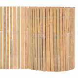 VidaXL Gard din bambus, 1000 x 30 cm