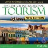 English for International Tourism New Edition Upper Intermediate Class Audio CD - Peter Strutt
