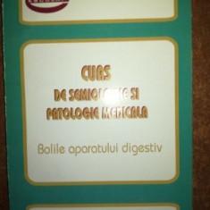 Curs de semiologie si patologie medicala: Bolile aparatului digestiv- Rodica Ghiuru, Irina Esanu