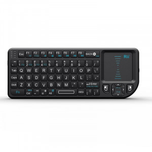 Mini tastatura Wireless pentru PC Laptop si Smart TV