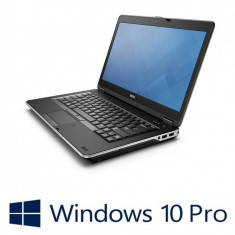 Laptopuri refurbished Dell Latitude E6440, i5-4300M, 8GB DDR3, Win 10 Pro