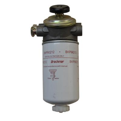 Baterie filtru motorina M16 cu pompa amorsare si aerisitor foto