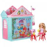 Cumpara ieftin Set de joaca Barbie, Casa lui Chelsea