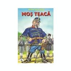 Anton Bacalbasa - Mos Teaca