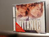 Titanic - Soundtrack (1997/Sony/France) - CD ORIGINAL/stare : Nou