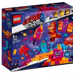 LEGO Movie - Cutia de constructie a Reginei Watevra! 70825