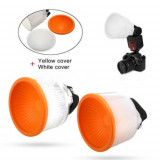 Reflector Flash Universal Lambency Flash reflector ABS cu cupola