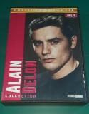 Alain Delon Volumul 9 - 8 DVD subtitrare in limba romana