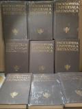 Enciclopedia Universala Britannica (9 vol)