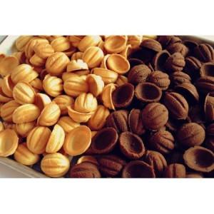 Forma traditionala pentru nuci cu 16 jumatati