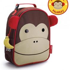 Gentuta pentru pranz Zoo Skip Hop - Maimutica