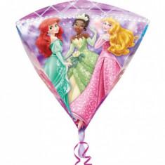 Balon folie diamondz Printese Disney - 38x43cm, Amscan 28453