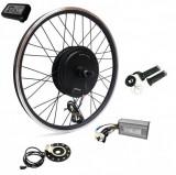 Cumpara ieftin Kit conversie bicicleta electrica 36v1000w (roata fata 26 inch) (FARA BATERIE)