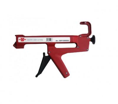 Pistol tub pentru cartuse actionare manuala, Wurth 310 ml foto