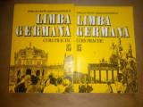 SAVIN / LAZARESCU - LIMBA GERMANA. CURS PRACTIC - 2 VOL. (MIRON, 1992)