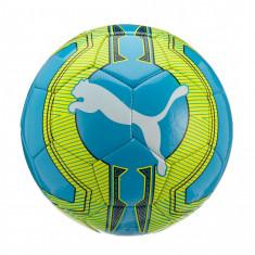 Minge fotbal Puma EVOPOWER 6.3 Trainer MS atomic blue-safety yellow-white 08256302