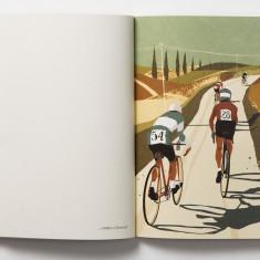 Jurnal - The Cyclist's Bucket List   Laurence King Publishing