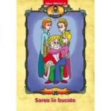 Sarea In Bucate - Carte De Colorat | Ionel Nedelcu