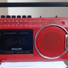 RADIO CASETOFON PHILIPS MODEL D7180/60L