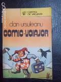 Comic voiajor-Dan Ursuleanu